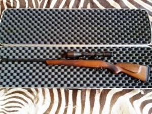 CZ 550 .375 H&H Magnum