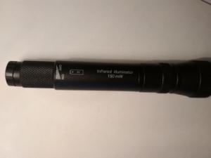Infrared illuminátor 150 mW