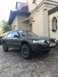 Subaru vadászautó