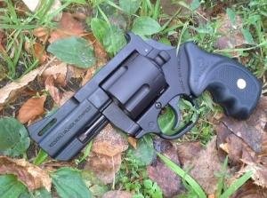 Keserű Revenge gumilövedékes revolver