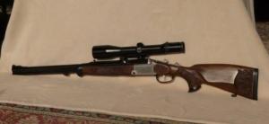 Blaser Bergstutzen B750/88 vegyes golyós vadászfegyver eladó