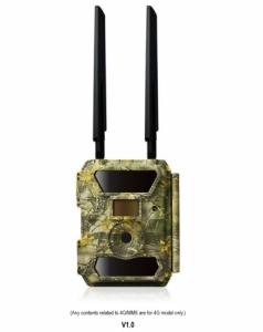 Email Küldõs 4G V 1.0 Vadkamera!Legújabb fejlesztés!GPS!
