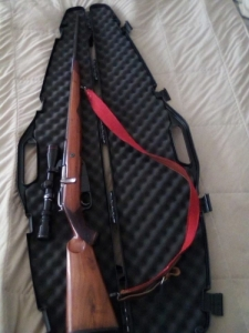 FÉG 7,62x54R golyós puska
