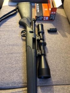 Remington M700 XCR II
