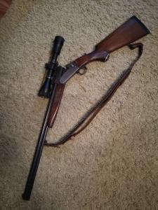 Vegyescsövű puska 222/410