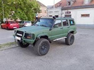 Jeep cherokee 2.5td