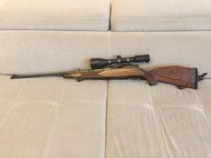 Sauer 80 vadászfegyver 7mm rem.mag.