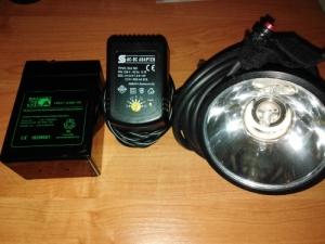 Batlamp fegyverlámpa