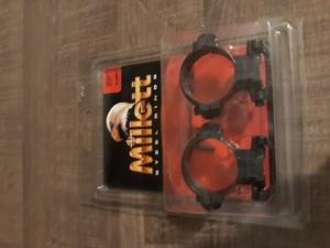 Millett wiver gyűrűpár