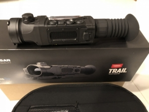 Pulsar Trail XQ50 Hő Célt távcső Új !!