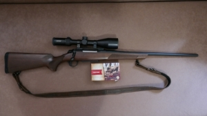 Browning Hunter 30-06 Spr.
