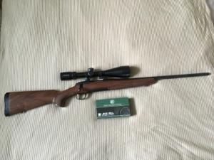 Browning X bolt 308
