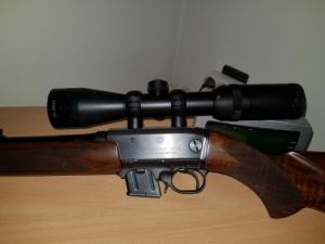 Félautomata sportfegyver