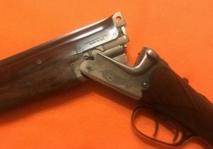 Merkel M200E 12/70 bock sörétes fegyver