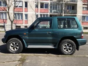 Mitsubishi Pajero Classic 2.5Tdi
