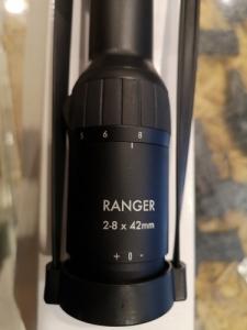 Steiner Ranger 2-8x42
