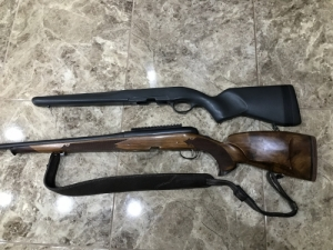 Steyr Pro Hunter 7mm