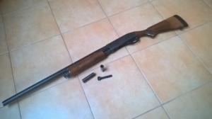 Olcsó Remington 870-es pumpás 12/76