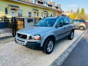 jobb kormányos Volvo xc90 2,4 dízel (TEREPJARO CSERE ERDEKEL)