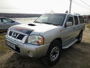Nissan Pick UP 2.5 2WD Double Cab Klíma