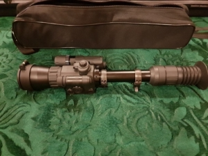 PHOTON XT RIFLESCOPE 6X42s YUKON ADVANCED OPTICS