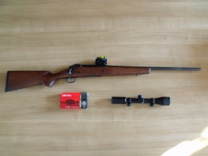 Savage Axis 2.xp .308-as