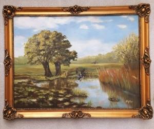 Vadász festmények eladók!