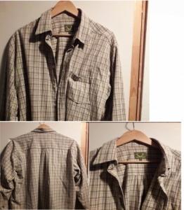 Vadász ing