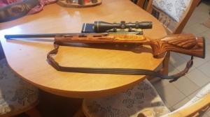 Howa Varmint fegyver