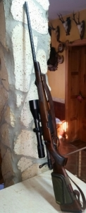 Steyr-Mannlicher golyós vadászlőfegyver