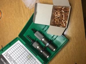 6,5X57 RCBS matrica szett + RWS KS 8,2g lövedék