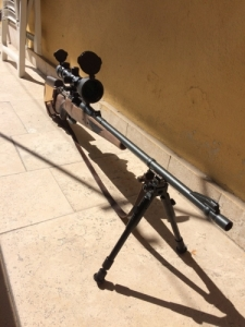 FÉG GV 7,62x54 R golyós puska