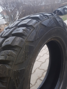 KUMHO ROAD VENTURE MT 195 R15 100 Q (78.000ft)