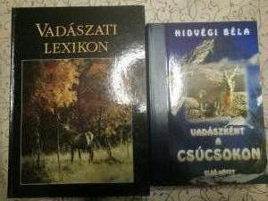 Vadászati lexikon, Hidvégi Béla: Vadászként a csúcsokon