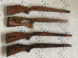 Weatherby, Remington, Blaser fegyvertusok