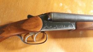 12/70 es IZS 58 MA dupla puska