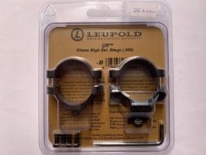 Leupold QR 30-as gyűrűpár