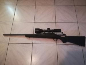 Ruger american golyós vadász fegyver