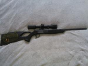 Bergara golyós puska