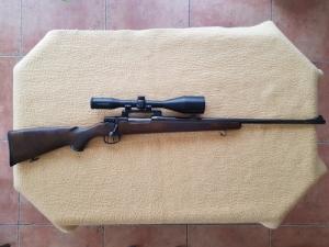Luger Mauser