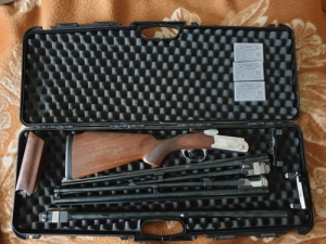 Tikka Valmet billenőcsövű vadászpuska