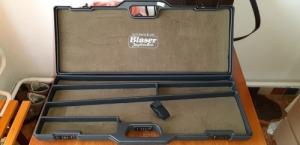 Blaser fegyver koffer R8  R93