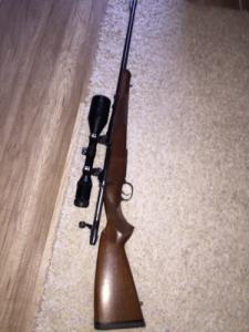 CZ 550 Magnum