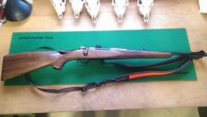 Frankonia Forest 8x57JS utánkerső puska
