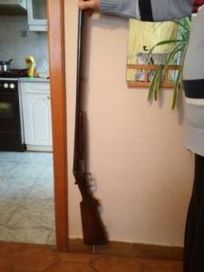 sörétes vadászlőfegyver
