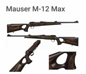 MAUSER M12 MAX 300 WIN MAG KALIBERBERREL ELADO