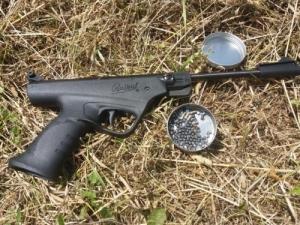 Baikal IZS MP 53 4,5 mm légpisztoly