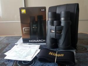 Nikon Monarch 5 8x56 ED Olcsón Eladó!