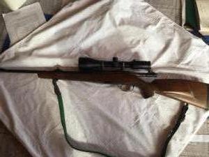 Steyer-Mannlicher Classic golyós puska