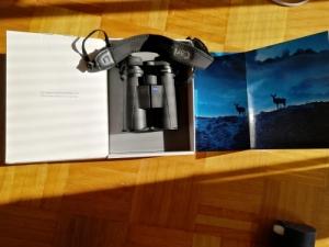 Zeiss Conquest 8x42 HD, Zeiss, Leica lézeres távolságmérő